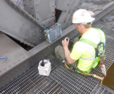 Nondestructive Pin Testing of Bridge 00320 at USAG Rock Island Arsenal, IL Main Image