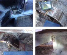Poe Lock Gate Anchorage Weld Monitoring and Quality Control Main Image