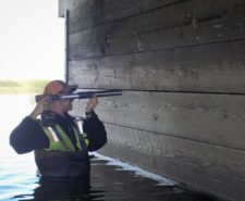 Montana Department of Transportation (MDT) Timber Bridge Inspection Main Image